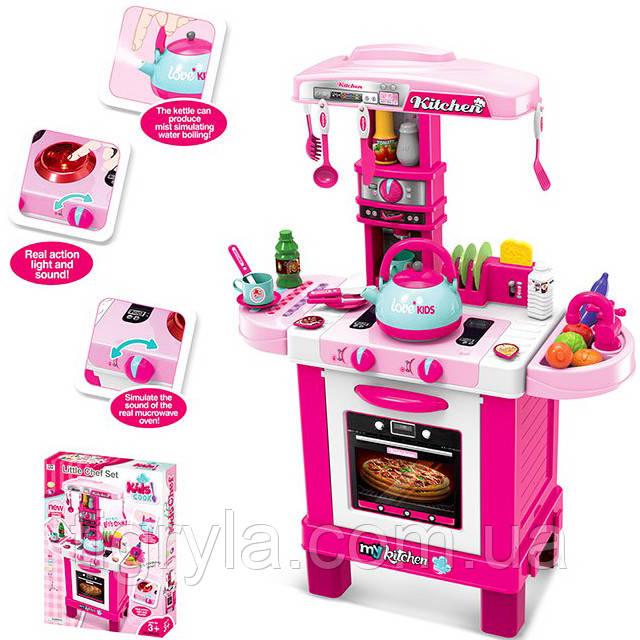 Детская кухня со звуком