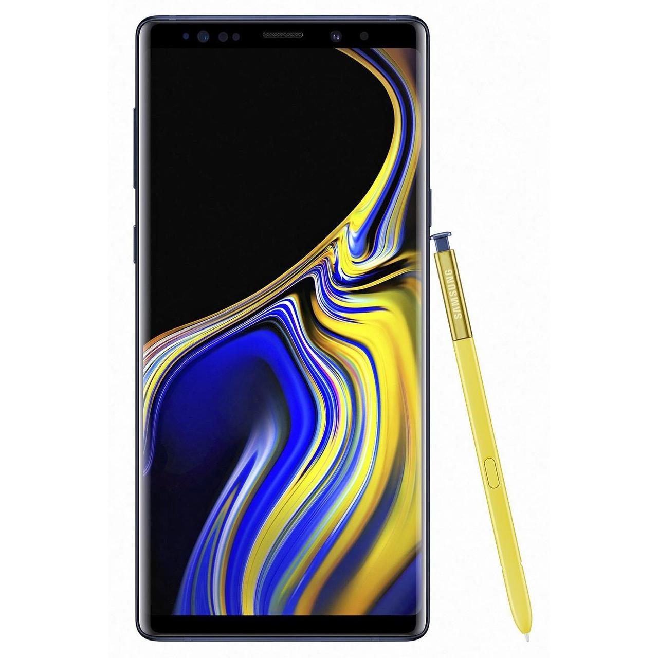 Смартфон Samsung Galaxy Note 9 N960 6/128GB Ocean Blue (SM-N960FZBD)