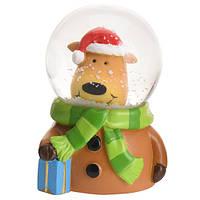 Декоративная новогодняя фигурка Собака (мал.) (IMP_NG_1_3_SM_DOG)