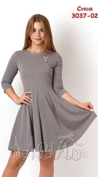 Платье для девочек подростков tm Mevis 3037 Размеры 146, 152