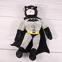 Мягкая игрушка Бэтмен, Batman, плюшевая игрушка Бэтмен Марвел