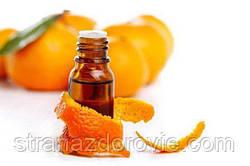 Масло апельсиновой кожуры поможет продлить вашу молодость