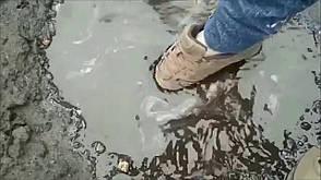 Гидрофобный спрей для обуви Дивидик
