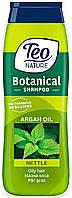 Шампунь Teo Nature Botanical Nettle Крапива для жирных волос - 400 мл.