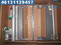 ⭐⭐⭐⭐⭐ Конденсатор кондиционера ОПЕЛЬ Astra 98- (производство  NRF) AСТРA  Г,ЗAФИРA, 35302