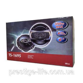 Авто акустика TS-1695 (6.5'', 4-х полос., 750W), автомобильные колонки