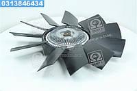 ⭐⭐⭐⭐⭐ Муфта вязкостная с вентилятором ГАЗ двигатель CUMMINS 2.8 (Дорожная Карта)  020005181
