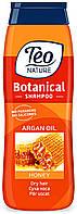 Шампунь Teo Nature Botanical Honey Медовый для сухих волос - 400 мл.