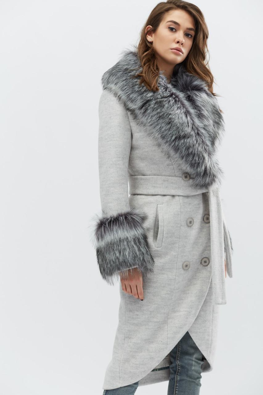 Зимнее пальто женское LS-8758-5