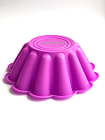 Силиконовая форма для выпечки (Кекс, большой)