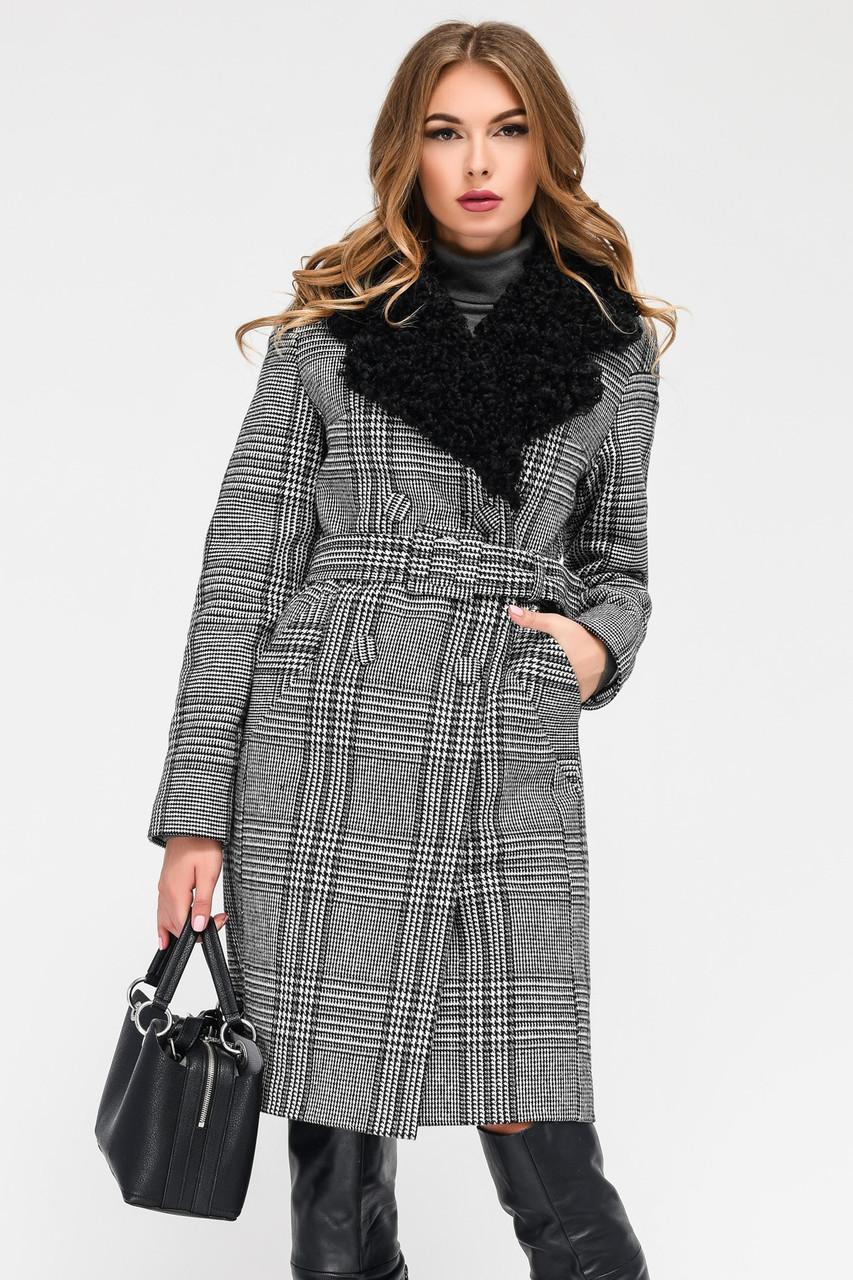 Зимнее пальто женское PL-8810-5