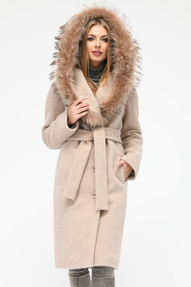 Зимнее пальто женское PL-8815-10