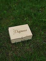 Мамины сокровища Рождения девочки Именные шкатулки Коробка с фанеры Іменні коробки Народження хлопчика Еко