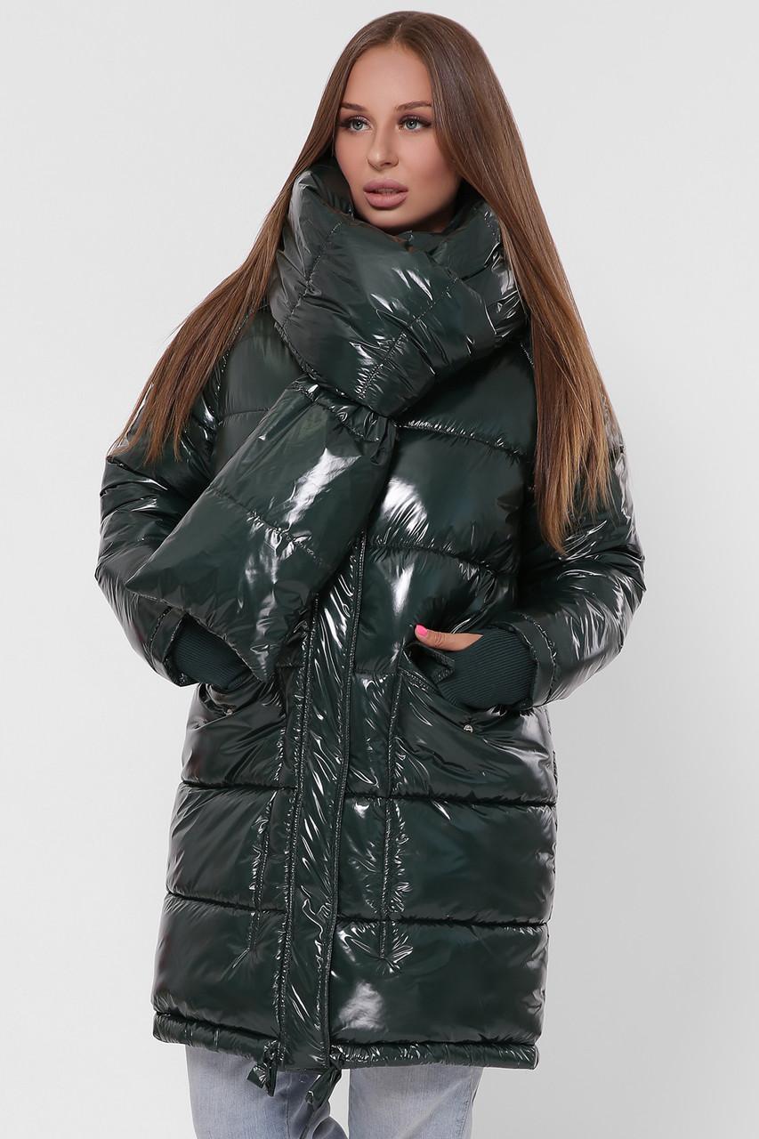 Зимняя куртка женская LS-8849-12