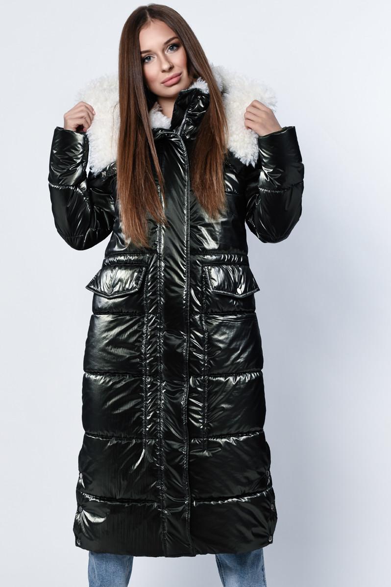 Зимняя куртка женская LS-8851-1