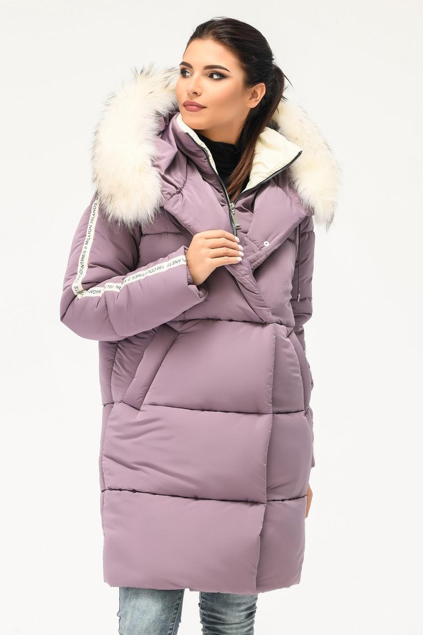 Куртка-парка женская LS-8805-21