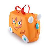 Детский дорожный чемоданчик KATSUMA MOSHI MONSTERS