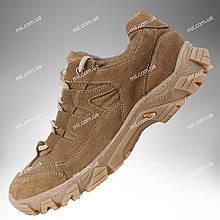Военная демисезонная обувь / тактические кроссовки Tactic LOW1 (coyote)