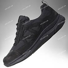 Тактические демисезонные кроссовки / военная обувь ENIGMA (black)