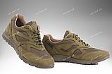 Кросівки тактичні демісезонні / військова взуття SICARIO (olive), фото 2