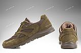 Кросівки тактичні демісезонні / військова взуття SICARIO (olive), фото 4