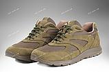 Кросівки тактичні демісезонні / військова взуття SICARIO (olive), фото 5