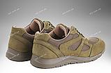 Кросівки тактичні демісезонні / військова взуття SICARIO (olive), фото 6
