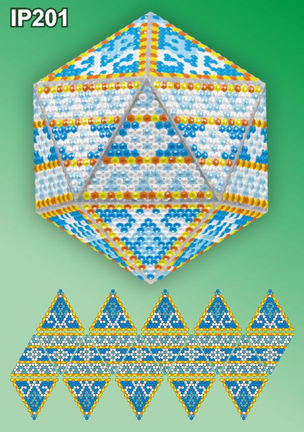«Мозаика». Новогодний шар