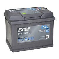 EXIDE 6СТ-64 АзЕ PREMIUM EA640 Автомобильный аккумулятор