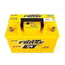 FORSE (Ista) 6СТ-74 АзЕ Автомобильный аккумулятор, фото 2