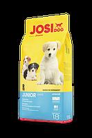 Josera JosiDog Junior корм для растущих щенков и молодых собак, 18 кг
