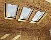 Мансардное окно Roto R4 дерево, фото 3