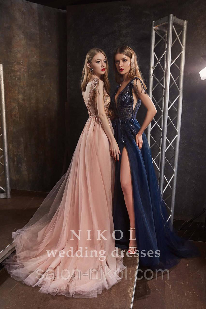 Вечернее, выпускное платье № V417