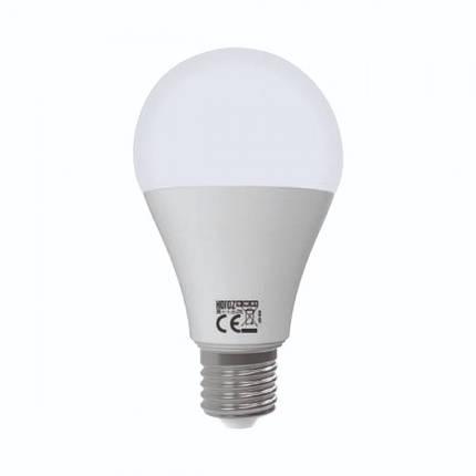 Светодиодная лампа PREMIER-18 18W A70 Е27 4200K Код.59665, фото 2