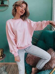 Батник Lilove 027-2 42-46 розовый