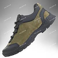 Тактические кроссовки / демисезонная военная обувь Trooper CROC (olive)