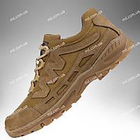 Тактические кроссовки / демисезонная военная обувь Comanche Gen.II (coyote)