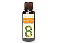 Настой Трав №8, Aur-ora, напиток для профилактики сердечно-сосудистой системы, 100 мл