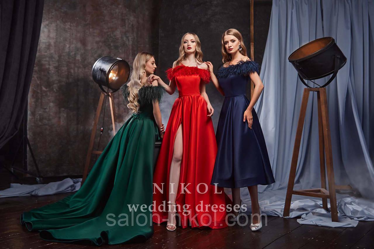 Вечернее, выпускное платье № V419