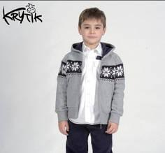 Детская толстовка для девочки Krytik Италия 74423/KR/00A