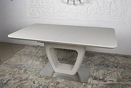 Стол обеденный TORONTO (120+(40)*80*76) капучино