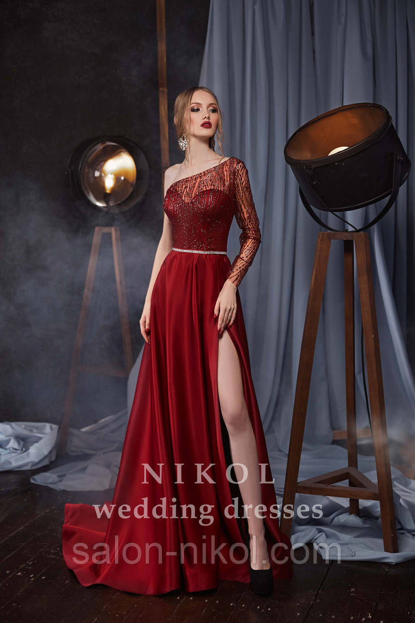Вечернее, выпускное платье № V420