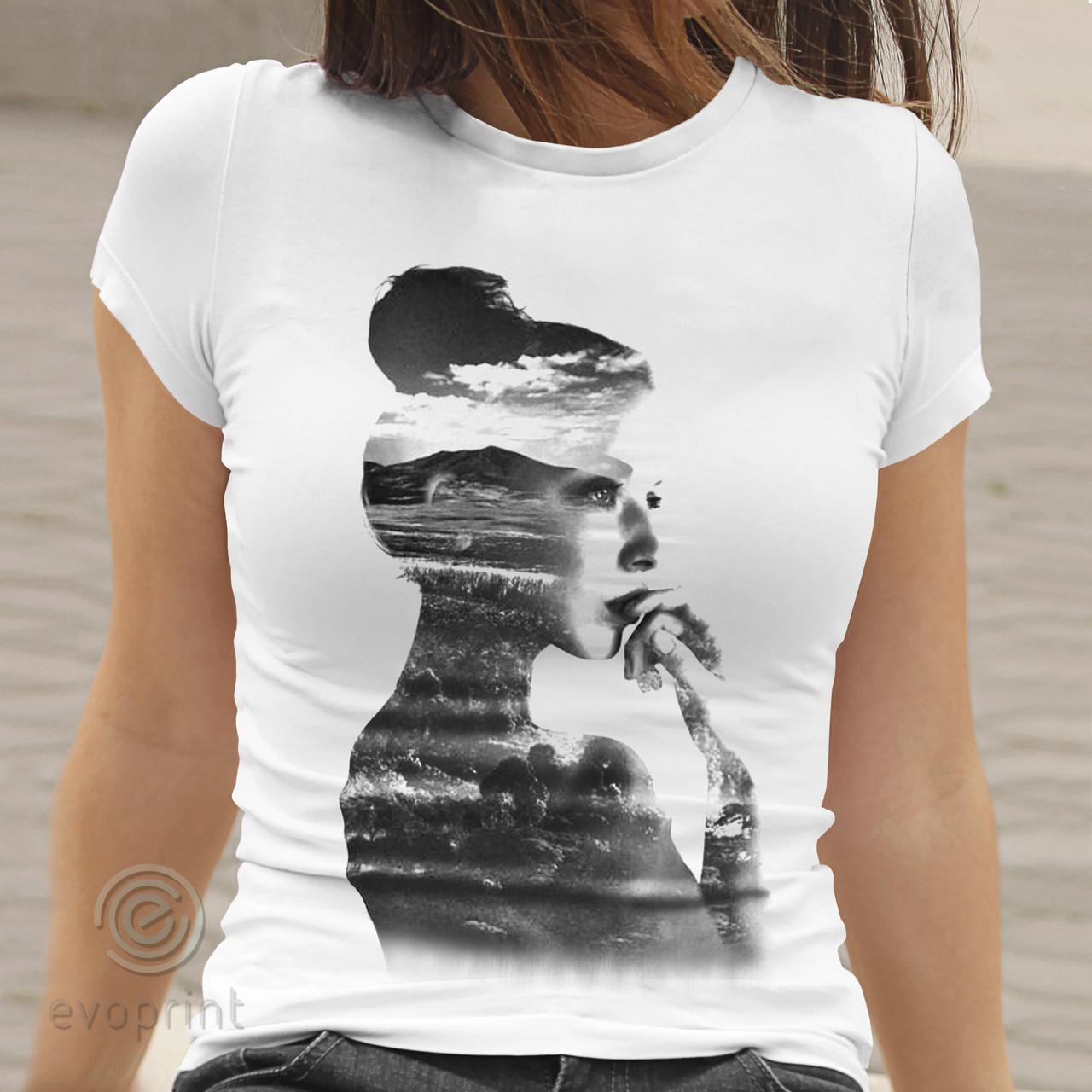Качественная печать принтов на футболки