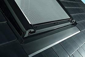 Зовнішній маркізет для мансардних вікон Roto від сонця, затеняющий ефект