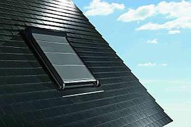 Зовнішній маркізет з електроприводом для мансардного вікна Roto