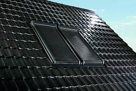 Роллеты для мансардных окон Roto с электроприводом
