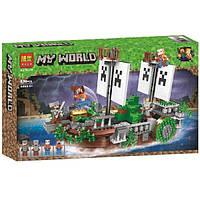 Конструктор Bela 11139 Битва на реке, 630 дет., копия LEGO, фото 1