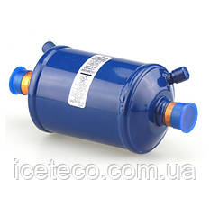 Фильтр осушитель на линию всасывания Alco Controls ASD-28 S3 под пайку