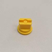Распылитель щелевой AP120-02 желтый