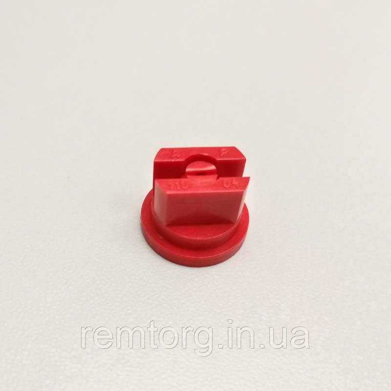 Распылитель щелевой AP120-04 красный